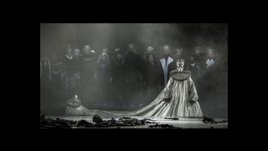 Video Macbeth intrikuje i v opeře