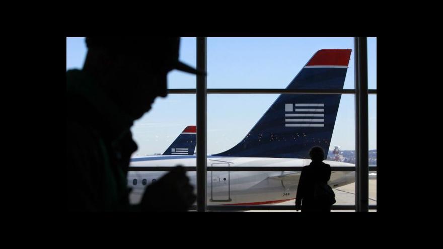 Video Pracovníci amerických letišť s vazbami na teroristy