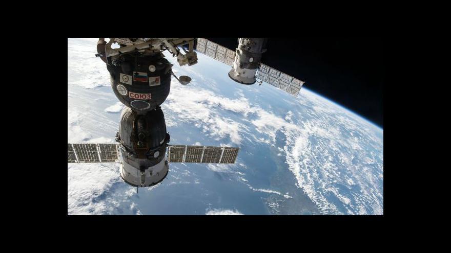 Video Kolář: Bezpečnost posádky ISS nebyla ohrožena