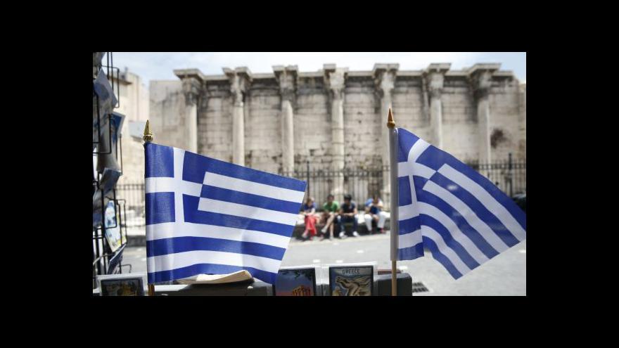 Video Brychta: Řecko má rozhodně co ztratit