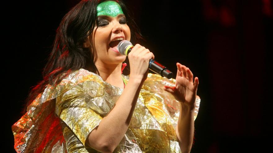 Video Seznamte se s Björk