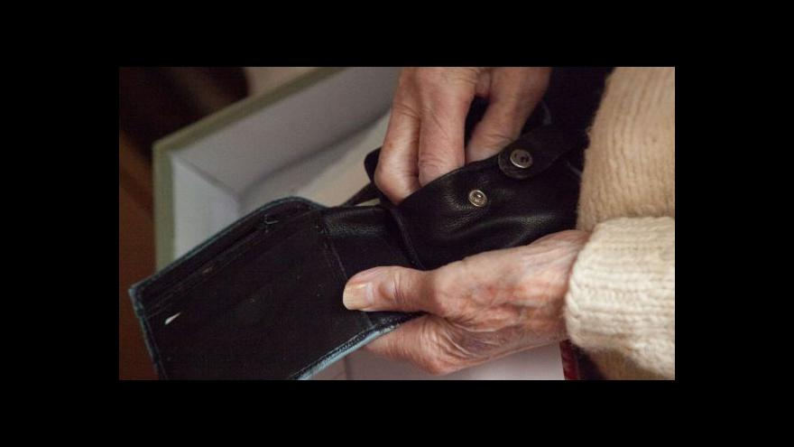 Video Události, komentáře: Penzijní systém