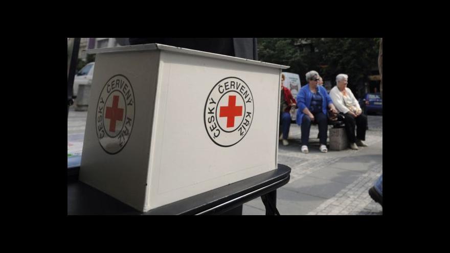 Video Český červený kříž pobyt zrušil, ale peníze nevrátil