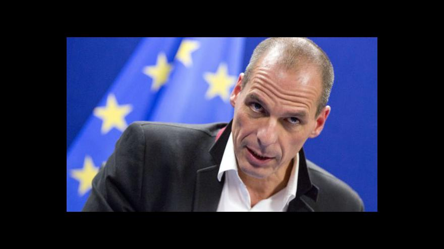 Video Atény a věřitelé stále přešlapují na místě
