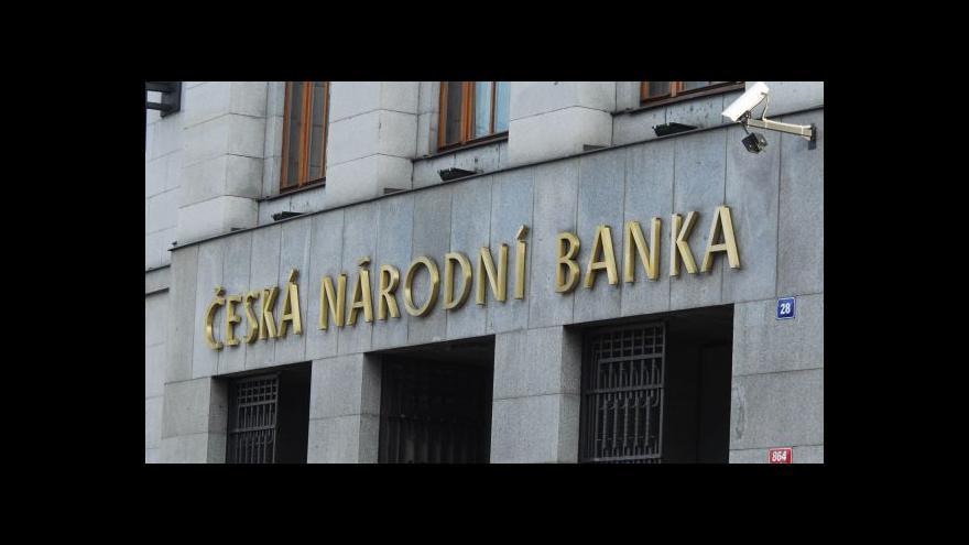 Video Bankovní asociace: Banky mají u hypoték nastavené vnitřní limity