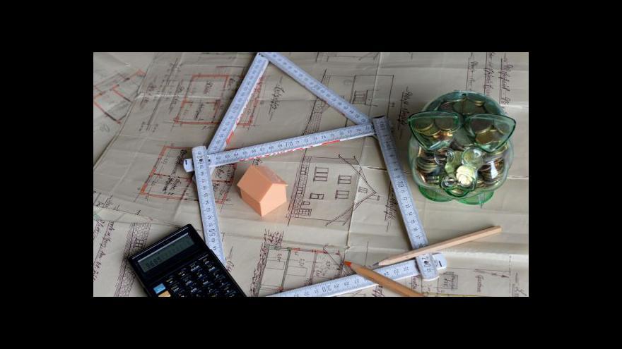 Video Hůře dostupné hypotéky