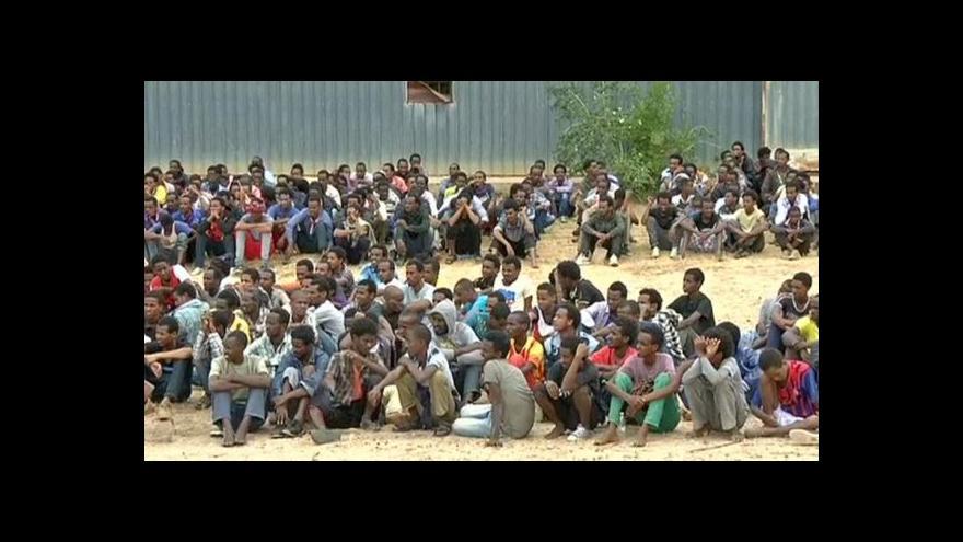 Video Horizont ČT24: Speciál k uprchlické krizi v Evropě