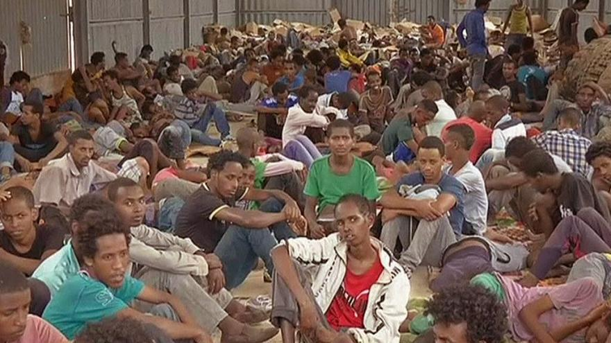 Video Uprchlická krize tématem Událostí, komentářů