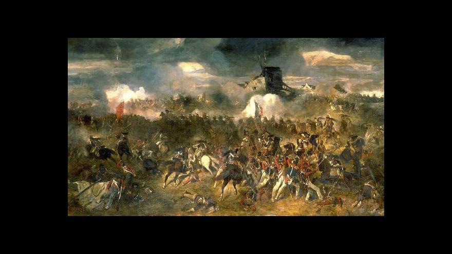 Video Dokument: Rekonstrukce bitvy u Waterloo