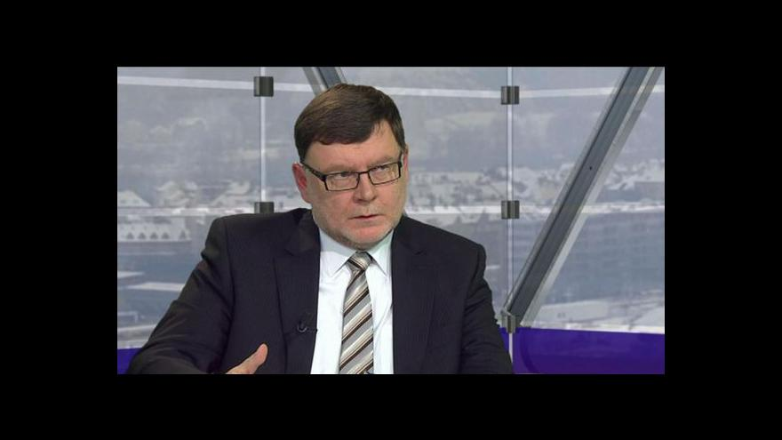 Video Stanjura (ODS): V rozpočtovém výboru byli poslanci ANO pro Šinclův návrh
