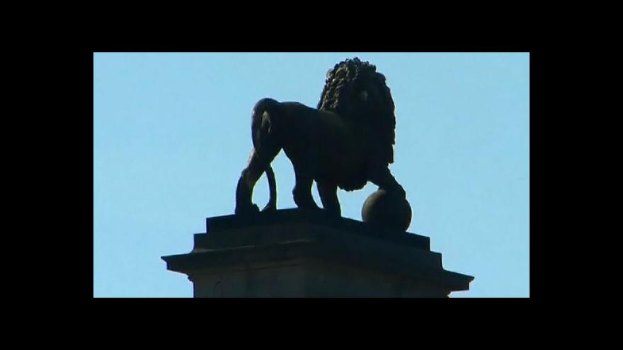 Video Waterloo si připomnělo 200 let od slavné bitvy