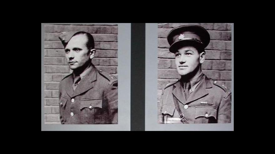 Video REPORTÁŽ: Pieta za muže, kteří zabili Heydricha