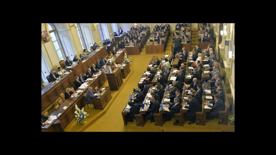 Video Mimořádná schůze sněmovny k migrační krizi