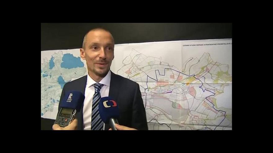 Video O plánech s holešovskovou zónou hovoří developer Pavel Sovička