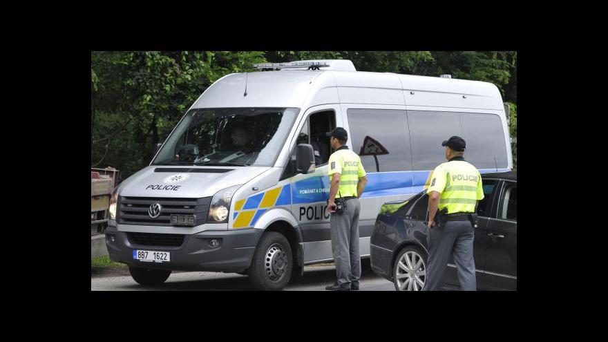 Video Policie sdělila podrobnosti k dopadení Lukáše Minaříka