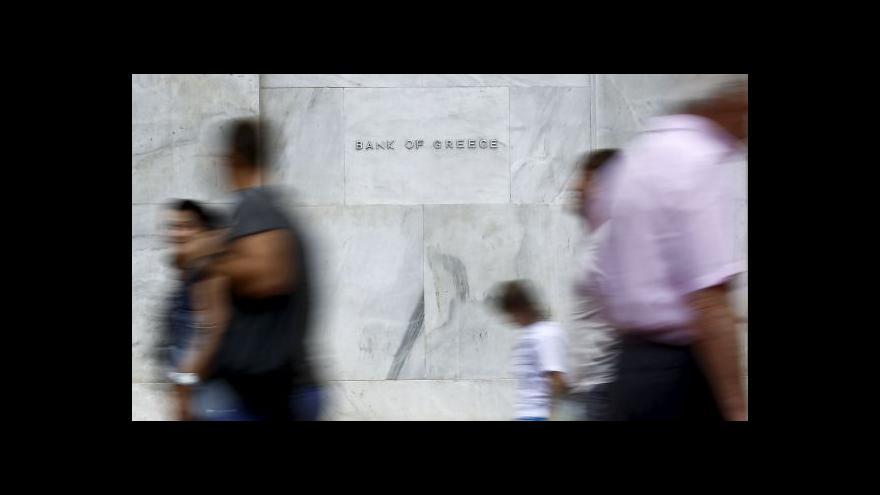 Video Podle Portugalska se má EU připravit na řecký bankrot