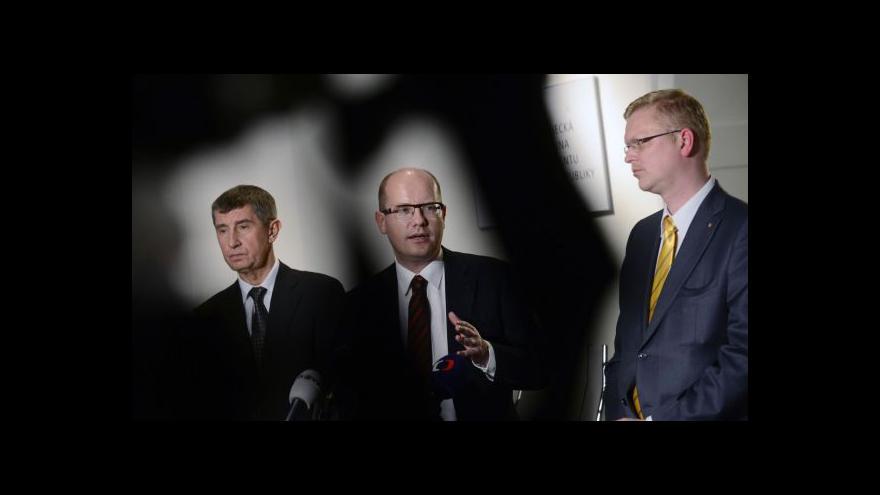 Video Události: Vláda vstupuje do horké fáze jednání o rozpočtu
