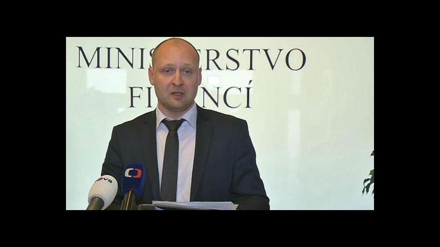 Video Lukáš Wagenknecht končí ve funkci