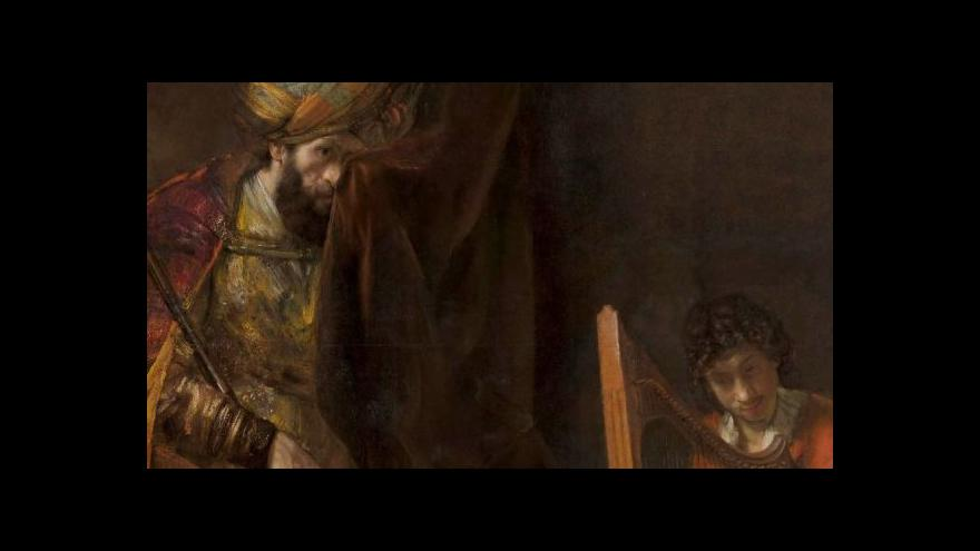 Video UDÁLOSTI: Znovunalezený Rembrandt