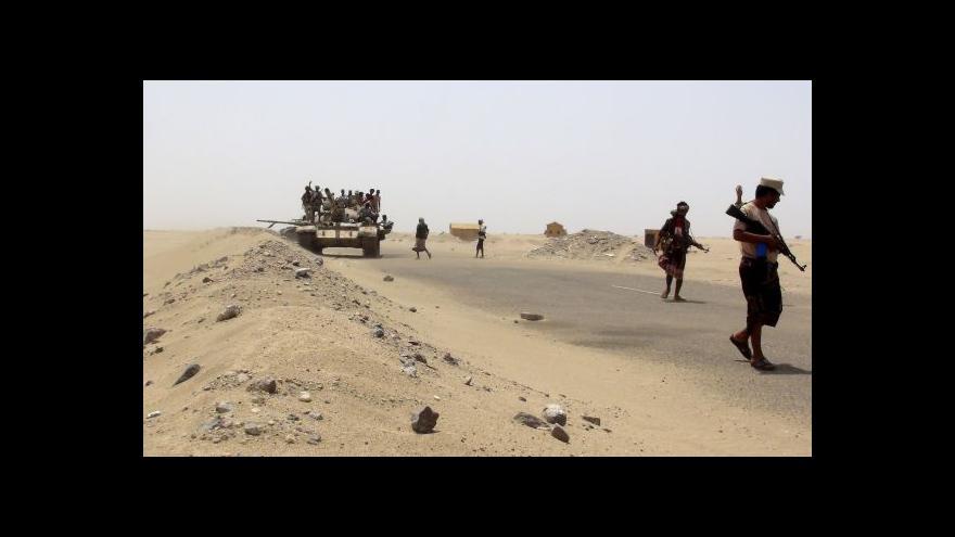 Video Jednání o jemenské krizi výsledek nepřinesla