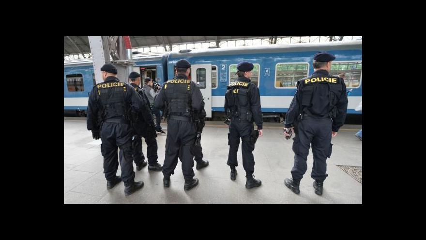 Video Vnitro: Nestřežíme hranici, ale vstupy do ČR