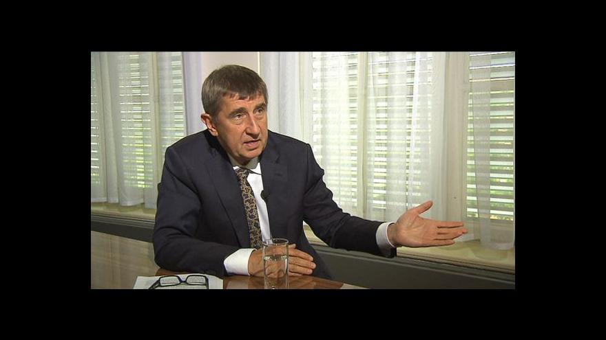 Video UDÁLOSTI: Podle členů mandátového výboru by se měl Babiš omluvit