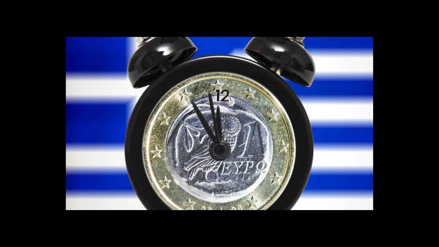 Video Kritické datum pro vyhlášení bankrotu je 20. červenec