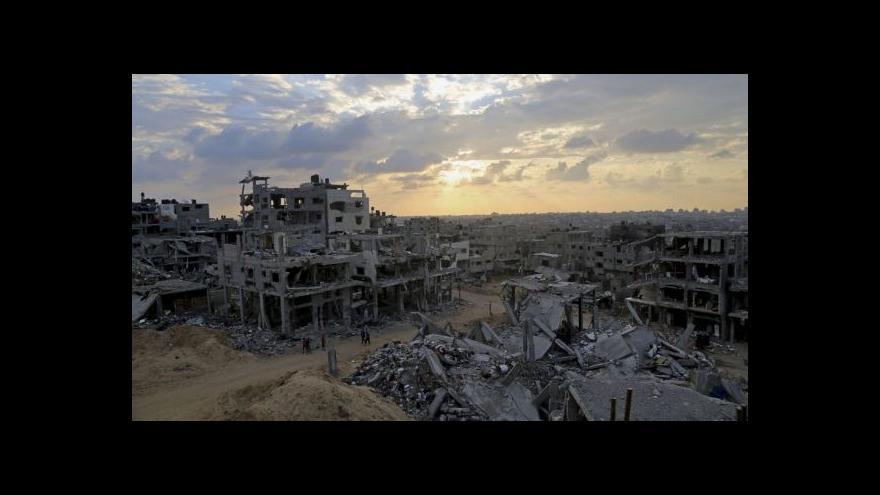 Video Kdo ponese za konflikt v Gaze vinu?