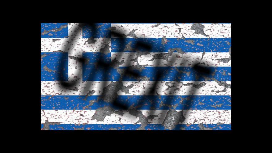 Video Bohumil Vostal o analýze: Pád Řecka by vedl k propadu koruny