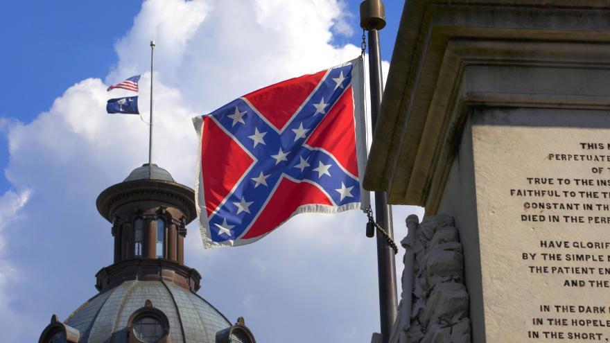 Video Spor o konfederační vlajku: Jak se USA postaví ke své minulosti?