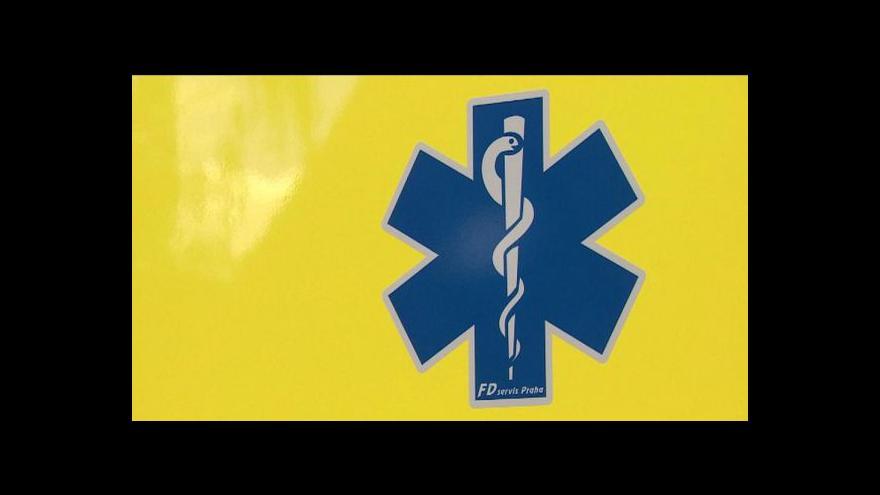 Video Záchranná služba má nové stanoviště v Horní Plané