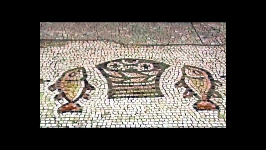Video Kostel Rozmnožení chlebů a ryb zapálili židovští extremisté