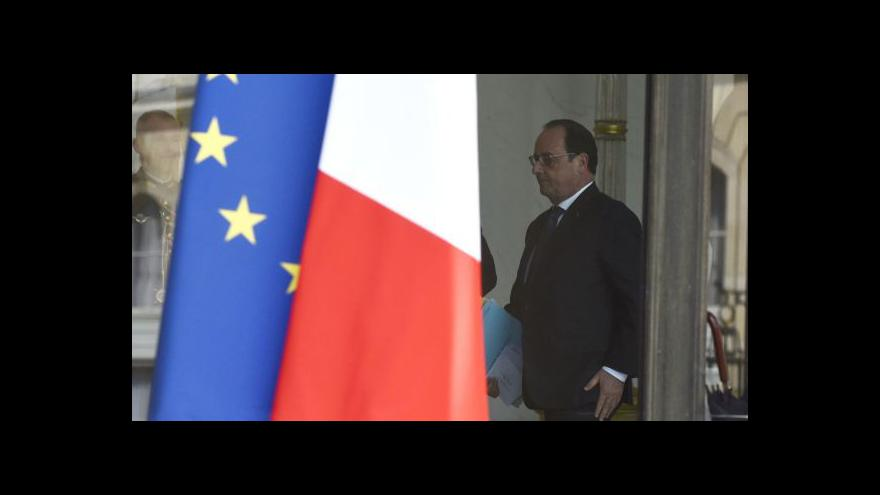 Video Zavadil k odposlechům ve Francii