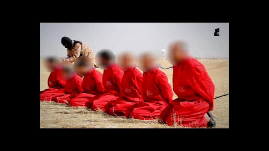 Video IS zveřejnil další video s krutými vraždami
