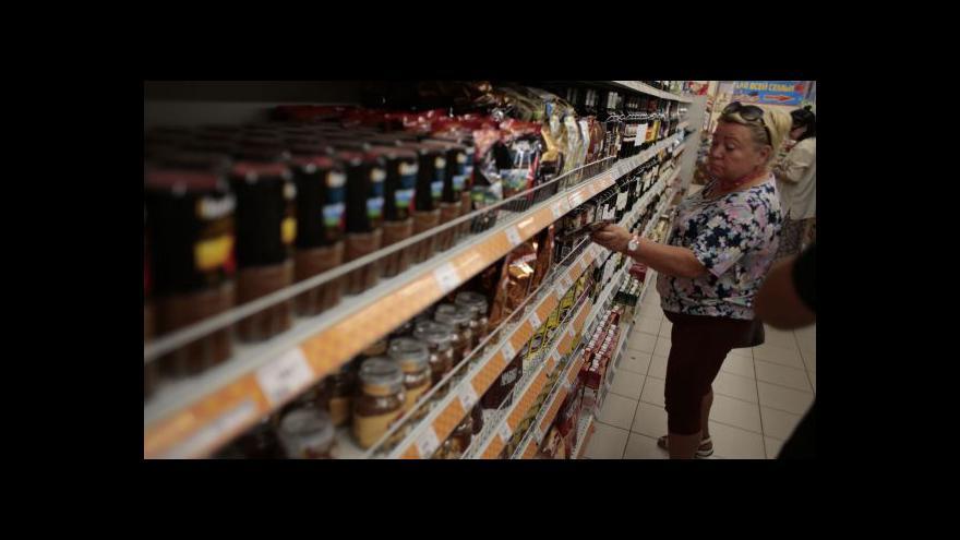 Video Havel: České potravináře prodloužení sankcí bolet nebude
