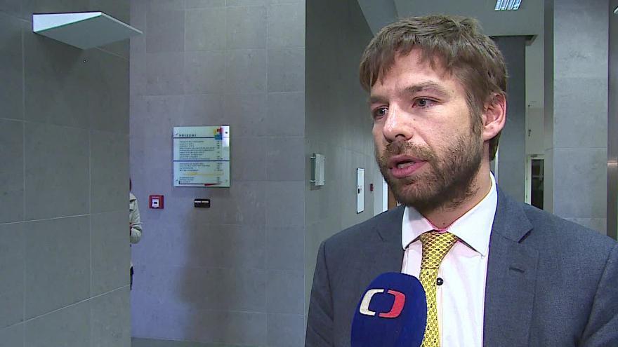 Video Ministr spravedlnosti Robert Pelikán (za ANO) o kárné žalobě