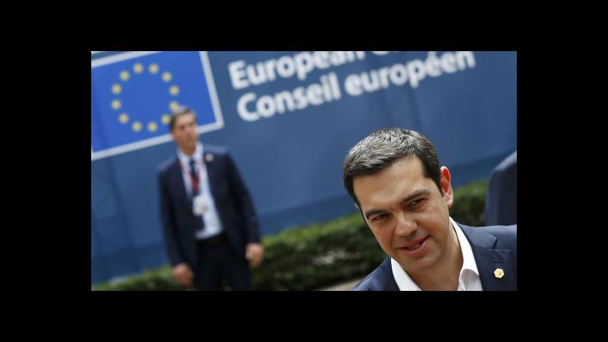 Video Události: Řekové stále nemohou najít s věřiteli společnou řeč