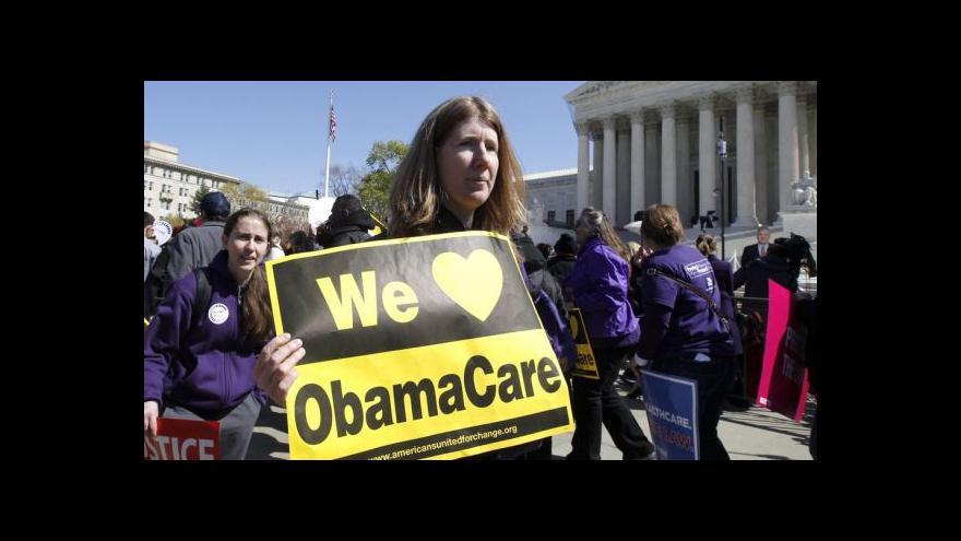 Video Druhé Obamovo vítězství na poli zdravotnictví - i vlastního odkazu