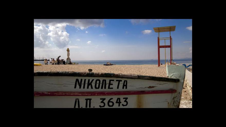 Video Do Řecka se vydá na dovolenou na 300 tisíc Čechů