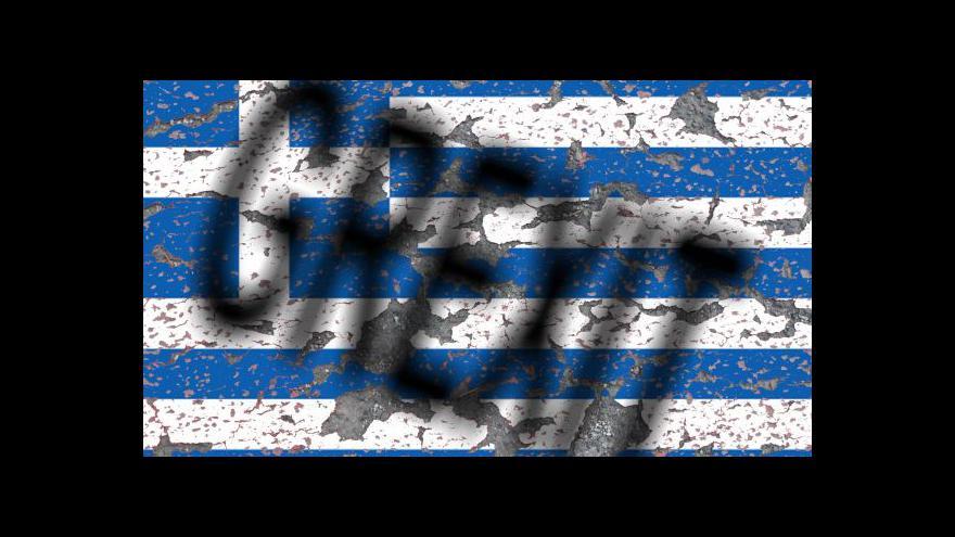 Video Zpravodaj ČT: Řekové začínají mít pocit, že se proti nim spiknul svět