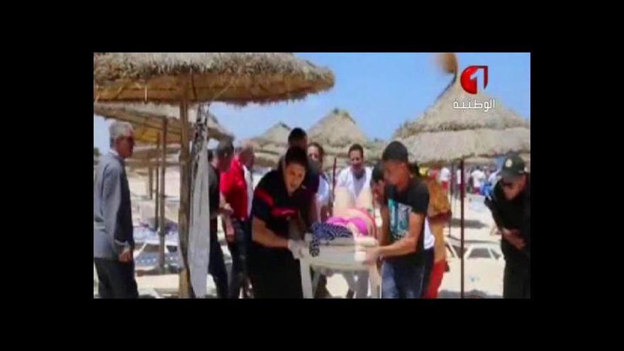 Video Většina turistů bude v dovolené v Tunisku pokračovat