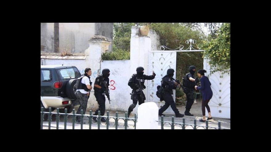 Video Speciální Horizont ČT24 k teroristickým útokům