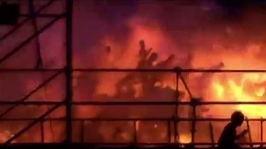 Video Sobotní zábava v akvaparku se změnila v noc hrůzy
