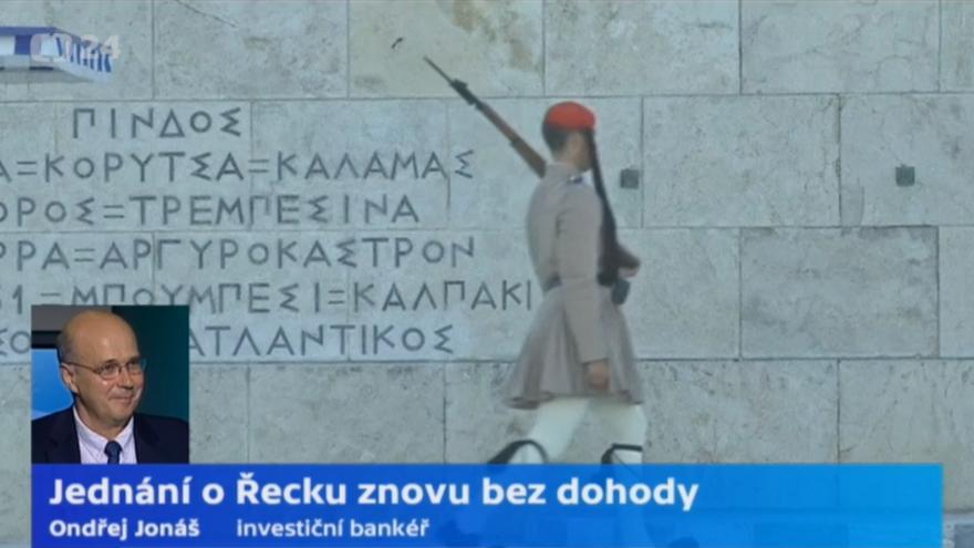 Video Investiční bankéř: Řecko je v potížích tak jako tak
