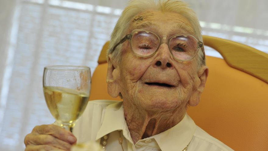 Video Nejstarší Češka Bedřiška Köhlerová oslavila 108. narozeniny