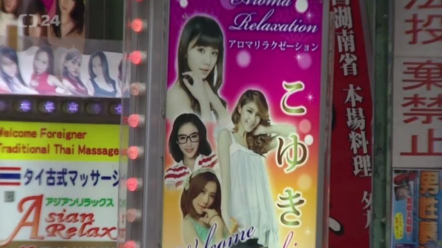 Video Japonci bez sexuálních zkušeností