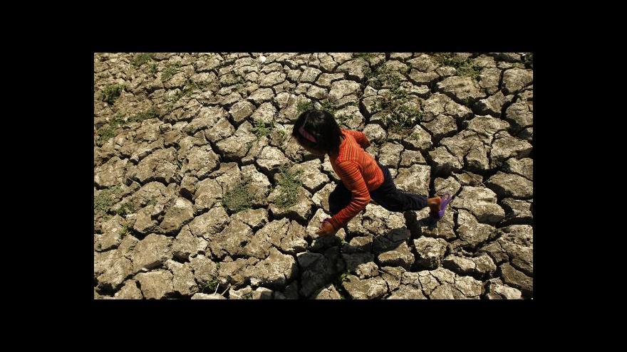 Video Suchu bude čelit více a více oblastí světa