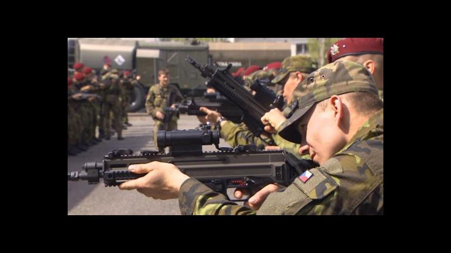 Video Reportáž o výběru budoucích výsadkářů