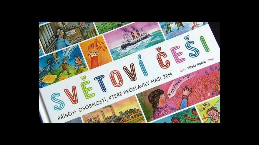 Video Komiks Světoví Češi