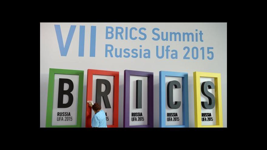 Video Summit BRICS: Podle Putina izolace Ruska nikam nevede